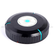 "9"" Wireless Home Robotic Smart Auto Robot Microfiber Tissue Dust Floor Cleaner"