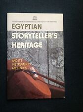 Book: Egyptian Storyteller's Heritage & its instruments & tools