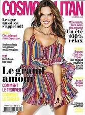 COSMOPOLITAN N°512 JUILLET 2016 AMBROSIO/ GTAND AMOUR/ ETE RELAX/CREMES SOLAIRES