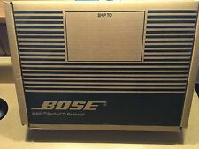 Bose Model AWACCQ White Wave Radio/CD Pedestal