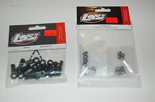 Team Losi TLR SCTE Hard Anodized Pivot Ball and New Rod Ends Set Rebuild Kit