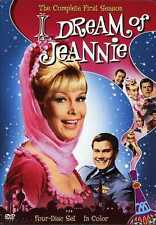 I Dream of Jeannie - The Complete First Season (DVD, 2006, 4-Disc Set, Color)