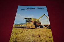 New Holland TR86 TR96 Combine Dealer's Brochure YABE ver3