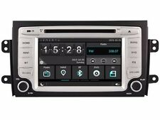 "7"" Car DVD Player GPS Radio Stereo for Suzuki SX4 Fiat Sedici 2006-2014 Headunit"