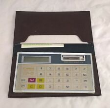 Canon TP-6B Calculator / Pocket printer