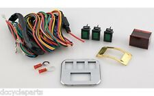 ADD-ON 18190 Accessory Lighted Switch Kit w/Voltmeter and Plate GL1800 GOLDWING