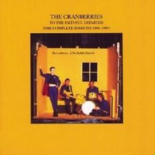"""The Cranberries """"to the geyser Departed"""" CD NEUF"""
