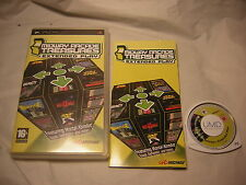 PSP Midway Arcade Treasures : Extended Play 21jeux en 1
