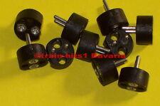 Märklin H0 604180 10 x Stecksockel Bi- Pin Sockel für Glühlampen 610080 NEUWARE
