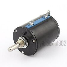1pcs WXD4-23 10K ohm 6mm Shaft Wire Wound Volume Control Pot Potentiometer