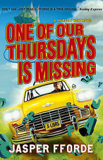 One of Our Thursdays is Missing, Jasper Fforde