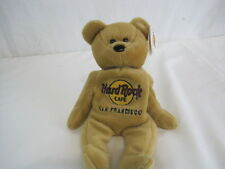 Hard Rock Cafe San Fransisco Teddy Bear (OAYE1-973)