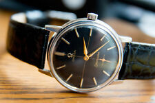 1961 SS Omega Seamaster Manual CAL 268 subdial cross hair