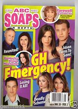 ABC SOAPS IN DEPTH GENERAL HOSPITAL GH EMERGENCY JANUARY 2016