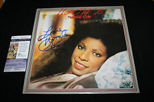 Natalie Cole signed Album, This Will Be, Inseparable, Our Love, JSA