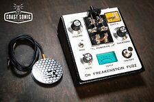 Rainger FX Dr. Freakenstein Fuzz and Igor