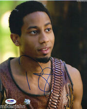 Brandon T Jackson Alpa Chino Tropic Thunder Autograph 8x10 Photo PSA DNA COA