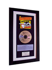 THE DAMNED Machine Gun CLASSIC Album FRAMED Love PUNK!!