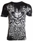Xtreme Couture AFFLICTION Mens T-Shirt OFFERING Tattoo Biker MMA UFC S-4XL $40 a