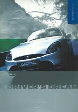 Ford Puma UK Market Brochure Edition 1 1998 26 Pages Includes 1.4i & 1.6i Models