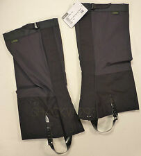 Outdoor Research Expedition Men's Crocodiles Gaiters BLACK XXL USA 61500-0111