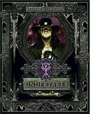 Undertaker: 25 Years of Destruction by Sullivan Kevin (New Hardback Book) WWE