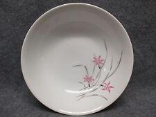 """Danton International China Flamingo 9-1/4"""" Round Serving Bowl Pattern No. 25-616"""