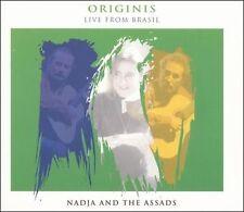 NADJA SALERNO-SONNENBERG - Origins: Nadja And The Assads Live... CD SEALED/ NEW