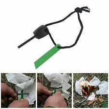 Hot Magnesium Flint Stone Fire Starter Lighter Emergency Survival Camping Tools