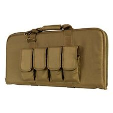 "NcSTAR 28"" Tactical Sub Compact Rifle Pistol Weapons 5.56/.223 Case Tan CVCP2960"
