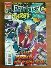 Marvel - Fantastic Four January 1994 No. 384