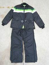 Vintage Genuine 1970's Arctic Cat 2-Piece Snowmobile Suit Acrticwear Jacket Coat