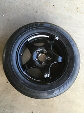 2002 Mercedes Benz S430 W220 Spare Wheel and Tire 225/60 R16; A2204010402