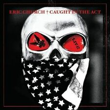 ERIC CHURCH**CAUGHT IN THE ACT**CD
