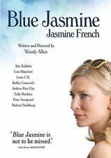 BLUE JASMINE (DVD, 2014) NEW