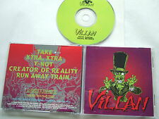 Villan - ST   CD  EP  1993  Tuck Fipper Records
