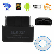 Mini OBD2 ELM327 V2.1 Bluetooth Car Diagnostic Scanner Android Torque Scan Tool