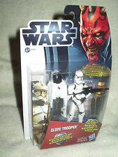 Figurine Star wars Movie Heroes # 11: CLONE trooper 4 pouces MH11