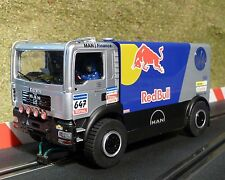 Avant Slot camiones Man Red Bull Racing en 1:32 también para carrera Evolution av50407