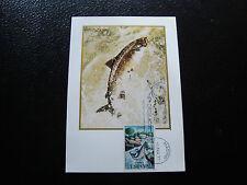 ESPAGNE - carte 1er jour 8/3/1977 (2eme choix carte jaunie)(cy24) spain