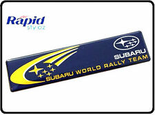 Subaru World Rally Team Sti Wrx Wrc Insignia Emblema Logo Sticker Arranque tronco coche 89