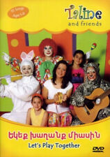 TALINE - Let's Play Together DVD 2004