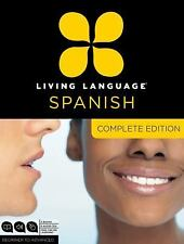 Complete: Living Language Spanish by Living Language Staff (2011, Mixed...