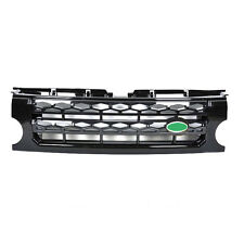 For Land Rover Discovery LR3 2005-2009 Black Front grille trim replace
