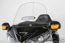 "26.5"" Clear Vented Windshield/Windscreen-Honda GL 1800 Gold Wing Goldwing GL1800"