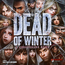 Dead Of Winter A Crossroads Board Game Plaid Hat Games Seen On TableTop