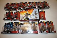 NEW Disney Infinity 3.0 STAR WARS Set of 17 Figures, 4 Discs & Choice Xbox PS3 4