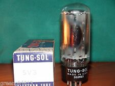 Tung Sol 5V3  Vacuum Tube Very Strong Results 2120/2160