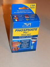 NEW API Phosphate PO4 3 Freshwater and Saltwater Test Kit 150 Tests