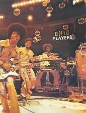 THE OHIO PLAYERS - 12 PAGE FAN CLUB BOOKLET